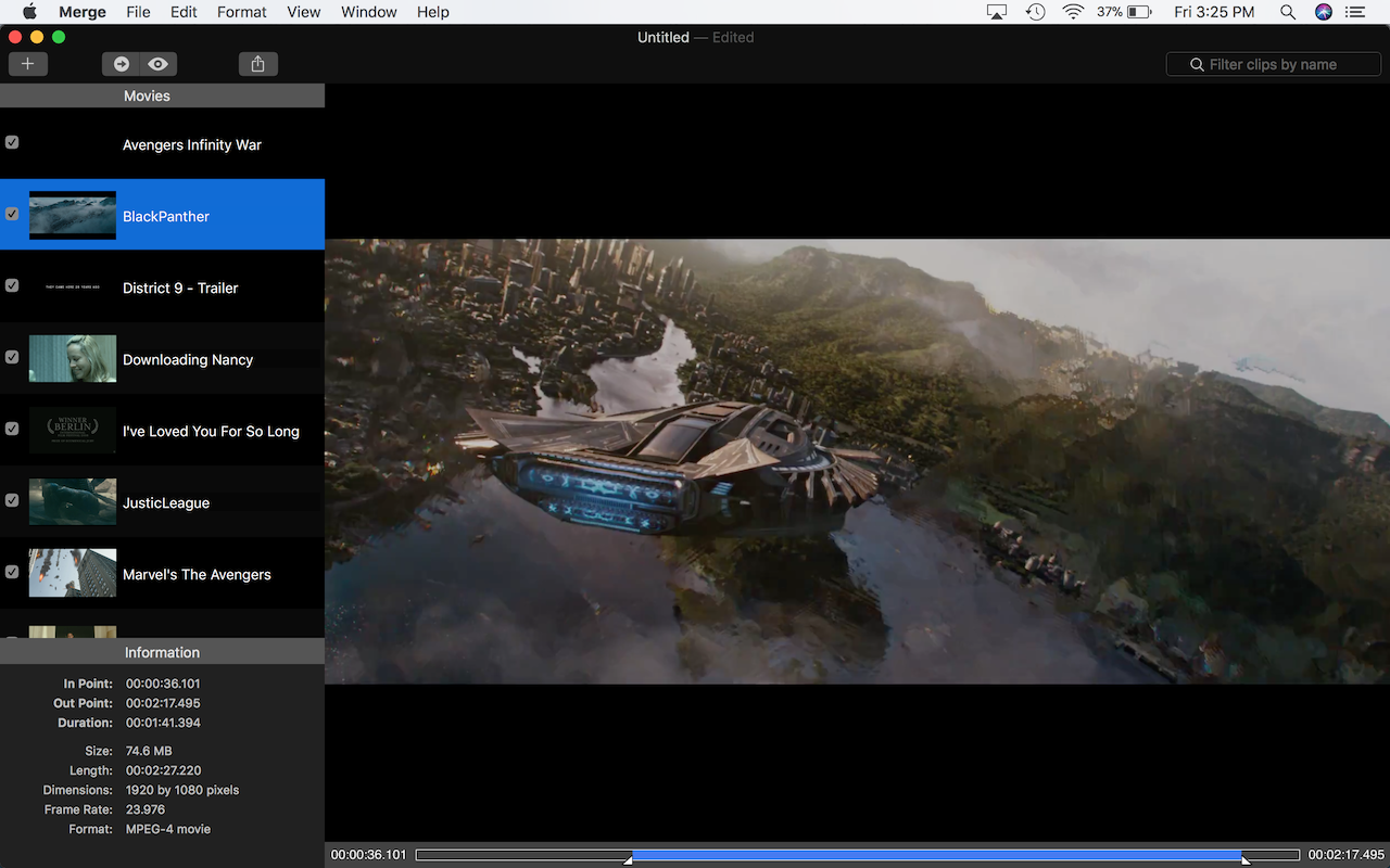 Merge SX 1.1.1 is now available in the Mac App Store Image