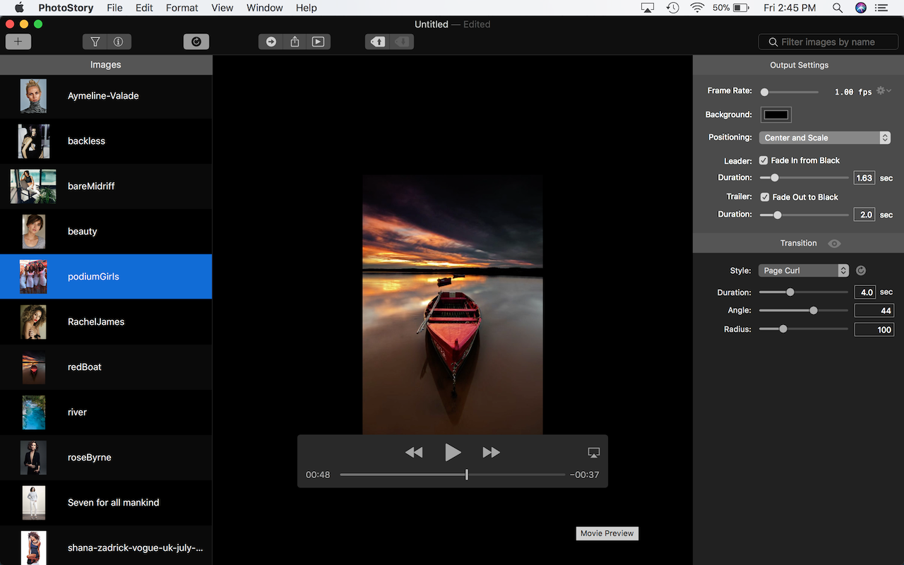 PhotoStory SX 1.1.1 is now available in the Mac App Store Image